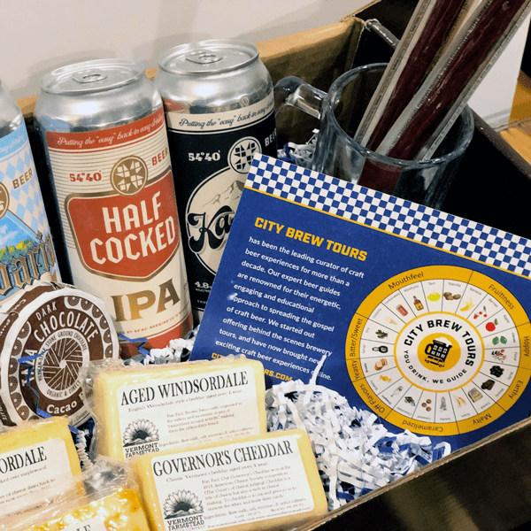 Oktoberfest seasonal tasting box