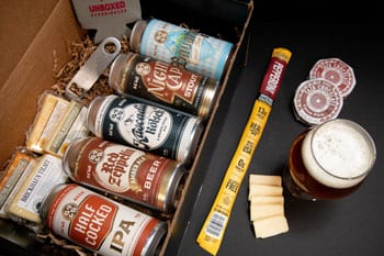 beer and cheese virtual happy hour
